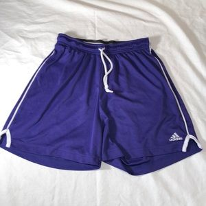 Vintage Women's Adidas Shorts - Small